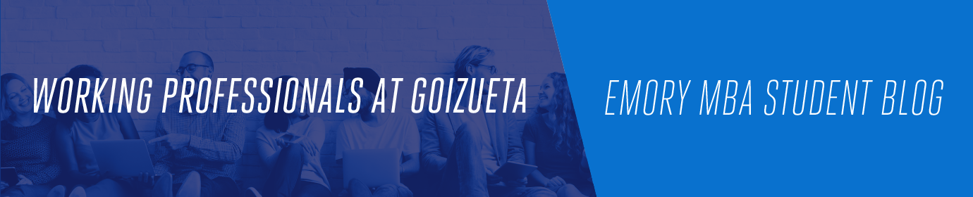 Working Professionals at Goizueta